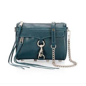 Rebecca Minkoff Green Crossbody Bag